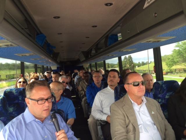 Four Corners Area Council - Bus Tour