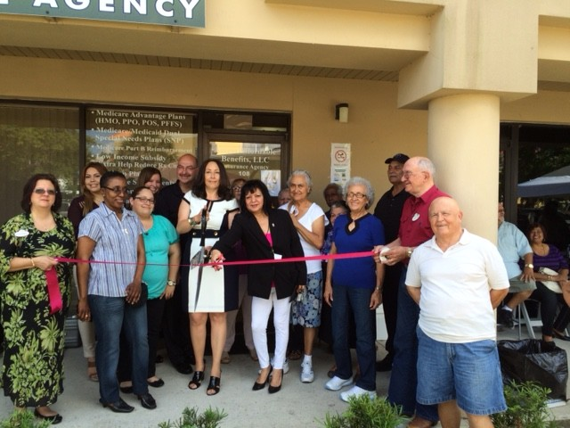 Ponciana Area Council - Access Affordable Benefits Ribbon Cutting