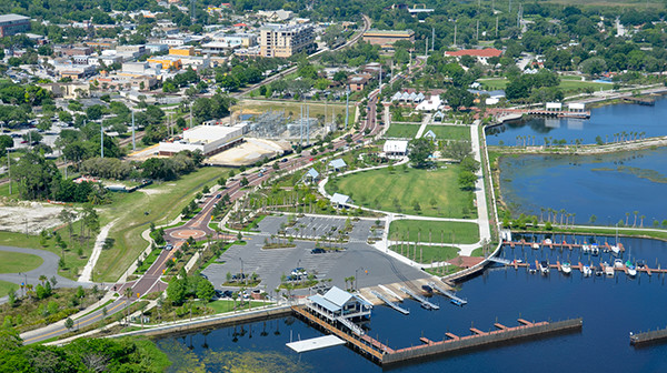 Aerial View Kissimmee