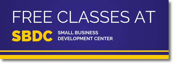Free Classes at Small Business Development Center - Kissimmee/Osceola County Chamber of Commerce