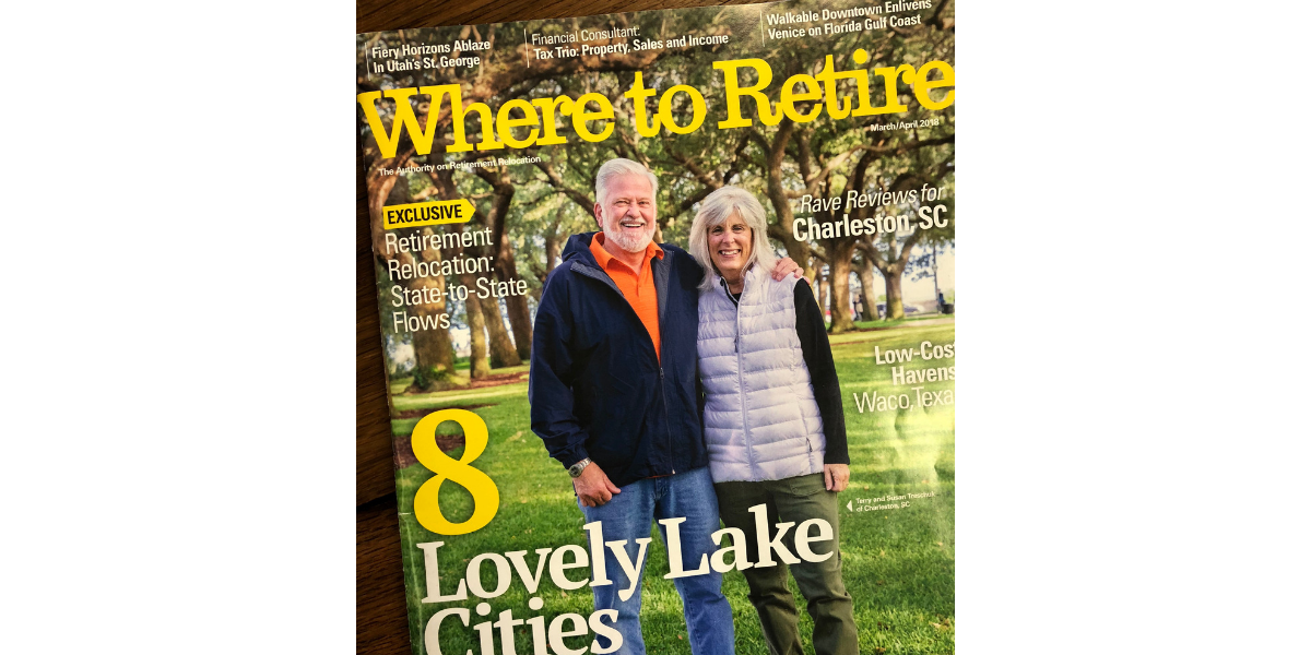 Kissimmee Featured In Where To Retire Magazine