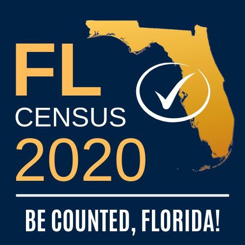 "Today April 1st Marks ""One Year Out"" Campaign For The Census 2020."