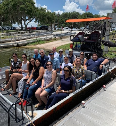 Kissimmee Is Me Visits Boggy Creek Airboat Adventures