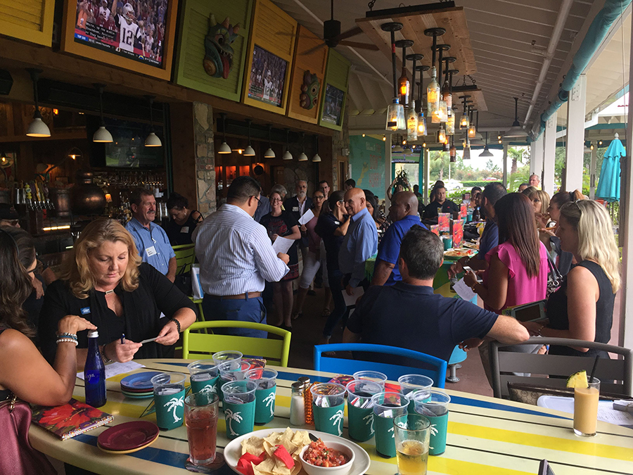 Link Osceola Networking Event