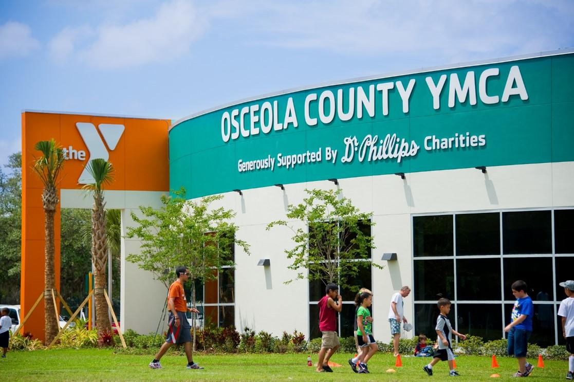 August Non-Profit Spotlight: Osceola County YMCA Family Center