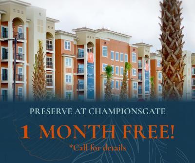 Business Member Spotlight: Preserve At ChampionsGate