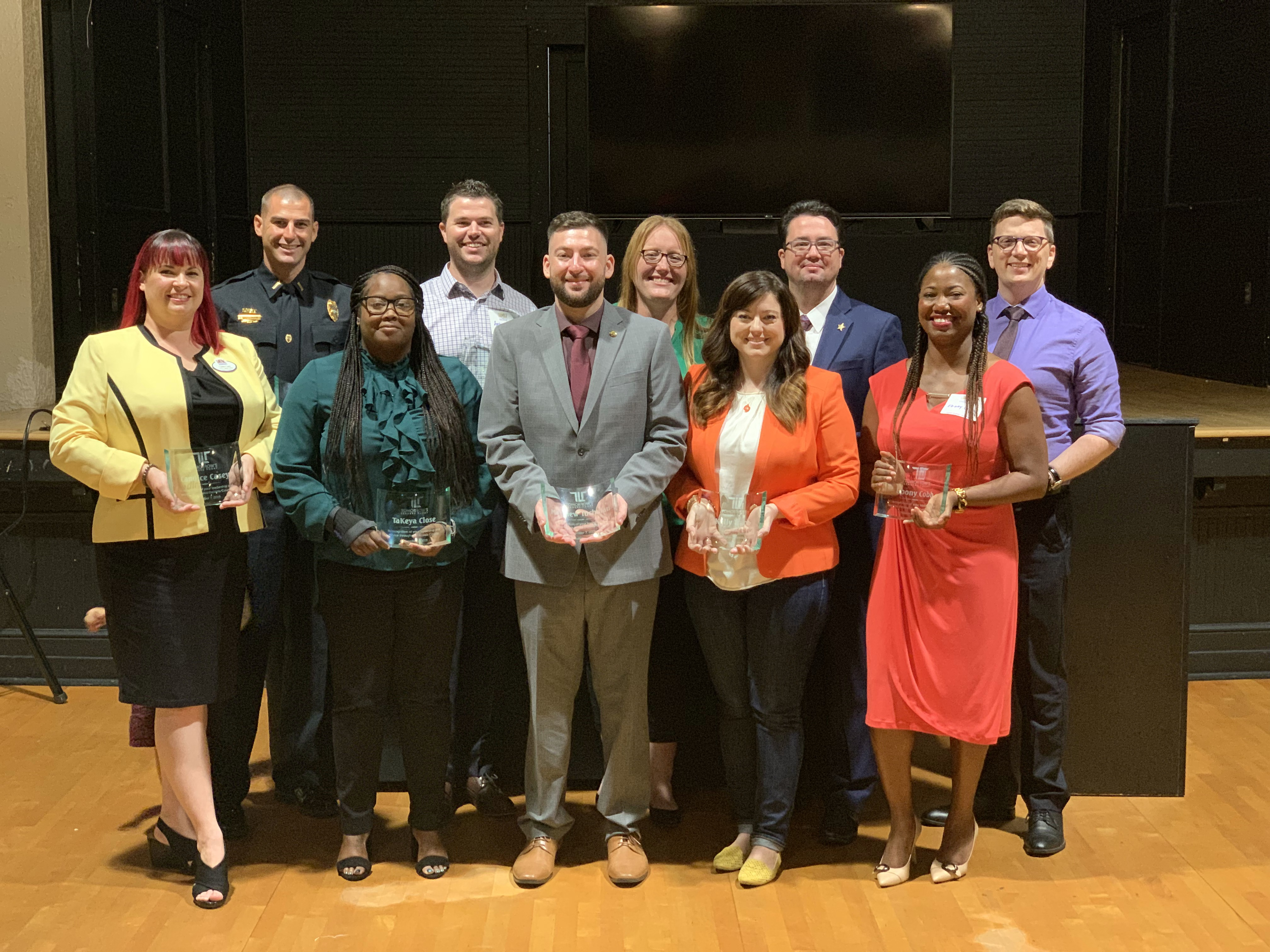 "The Young Professionals Designate 10 Local Leaders At ""Tomorrow's Leaders Today"""