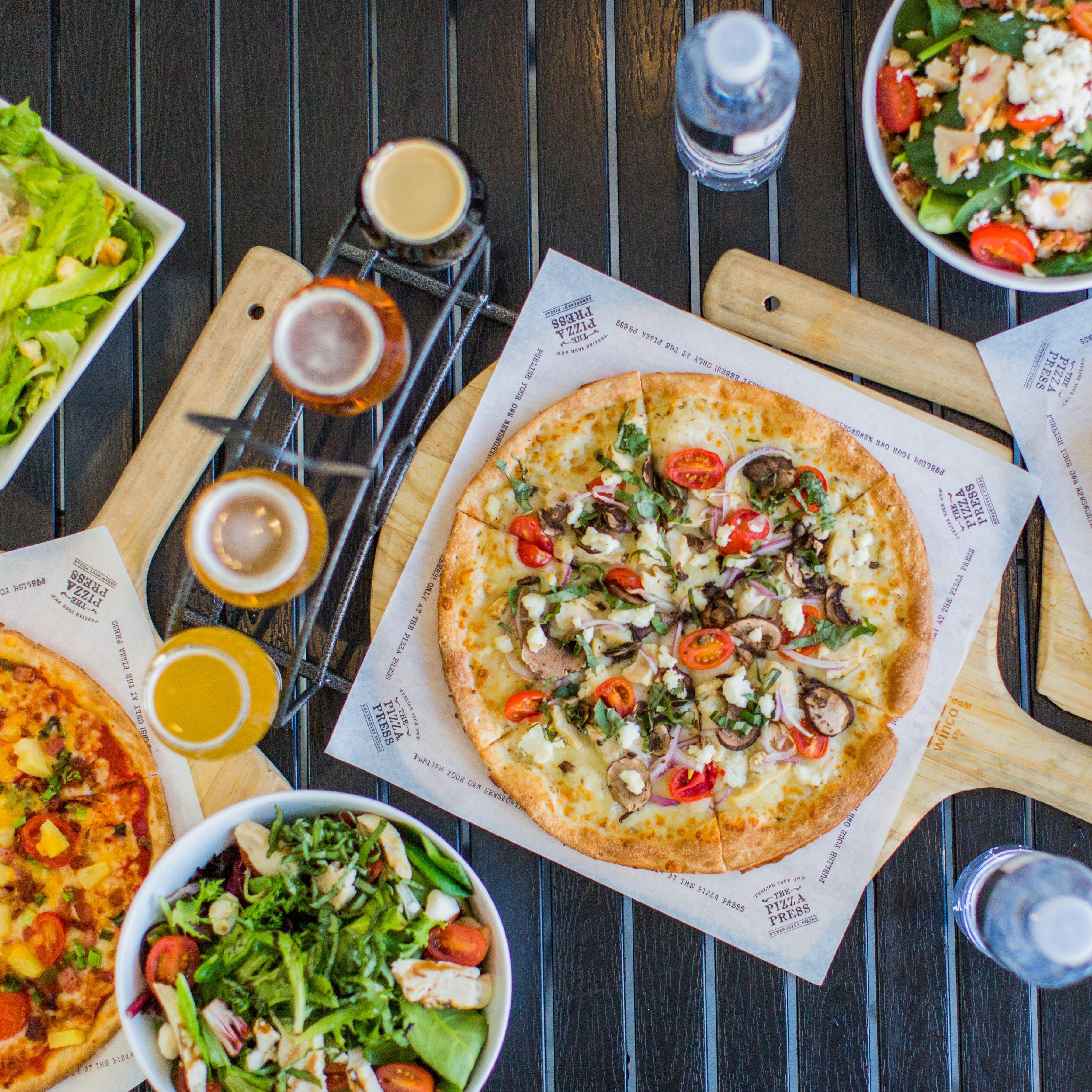 Business Member Spotlight: The Pizza Press