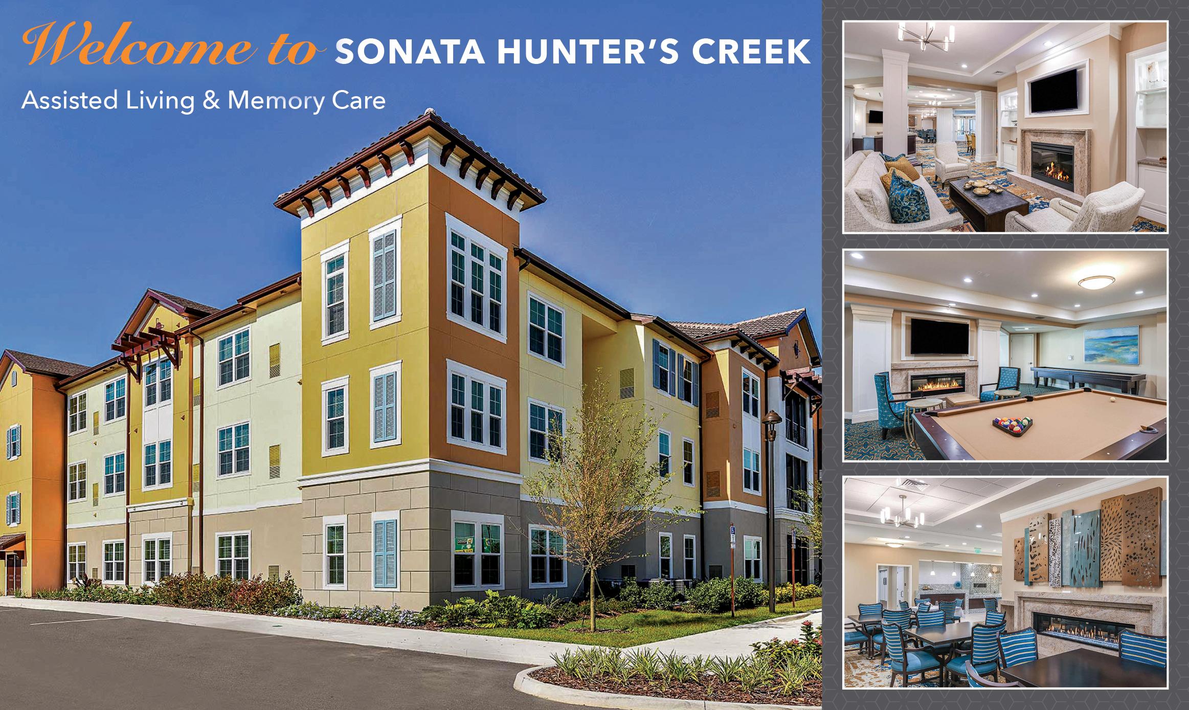 Business Member Spotlight: Sonata Hunter's Creek, Assisted Living And Memory Care