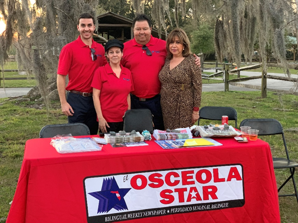 The Hispanic Business Council Hosts Annual Business Under The Stars At The Pioneer Village At Shingle Creek