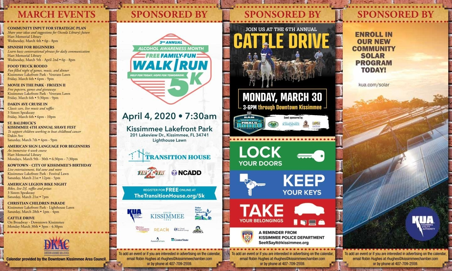 Cattle Drive Featured DKAC Event Of The Month