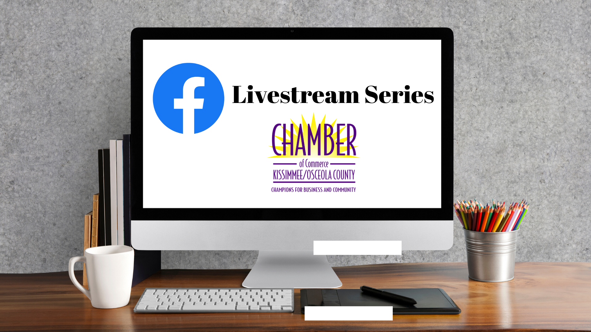 Kissimmee/Osceola County Chamber Hosts Livestream Info Series On Facebook