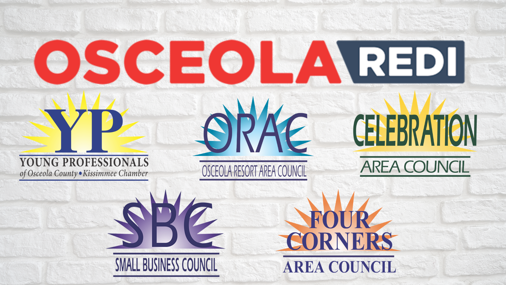 Chamber Area Councils Continue Donations To Osceola REDI