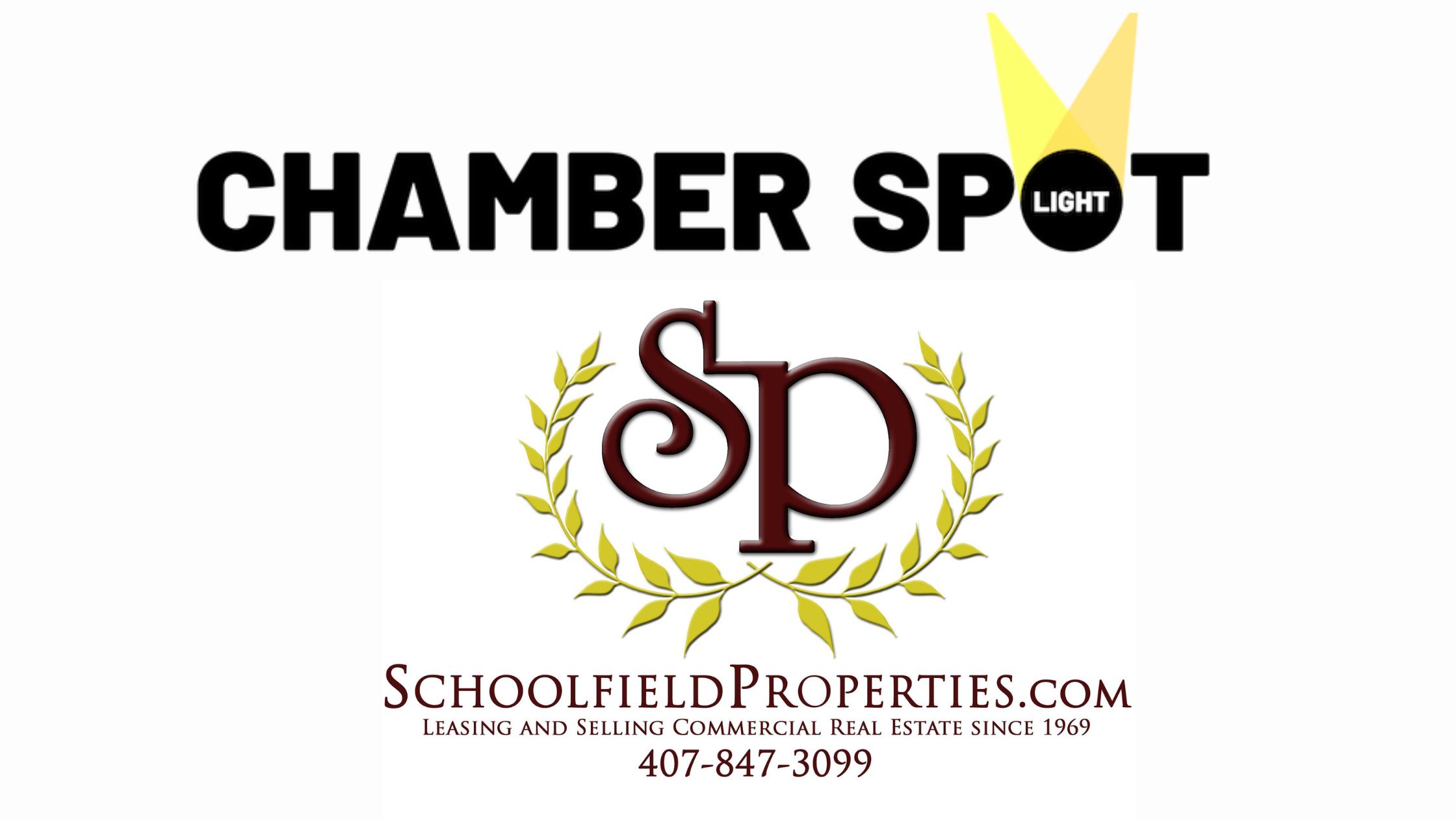 Chamber Member Spotlight:  Schoolfield Properties
