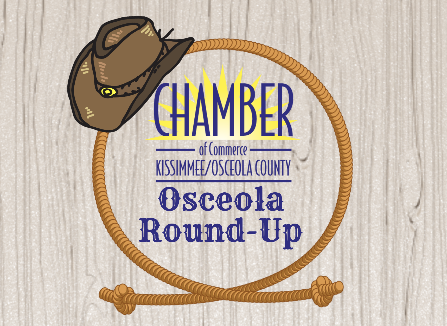 Our Latest Event:  Osceola Round-Up!
