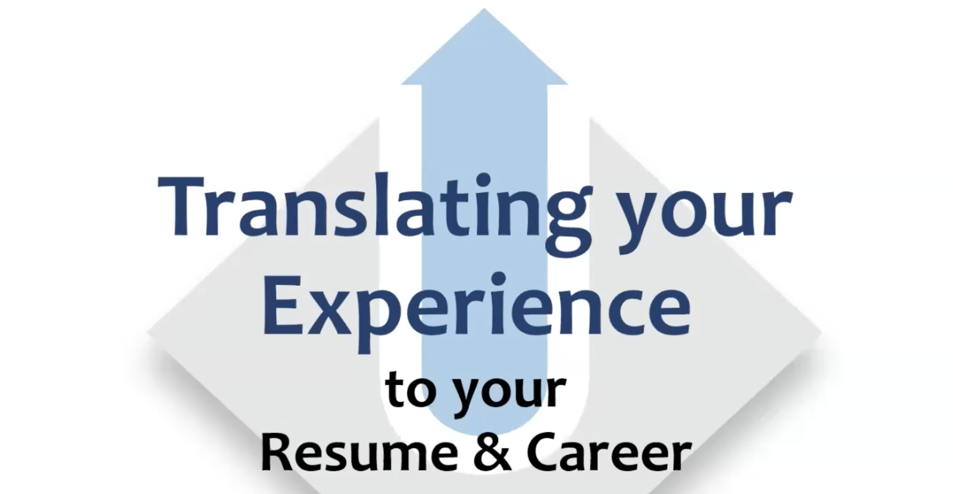 Young Professionals Offer Virtual Tips On Resume Building