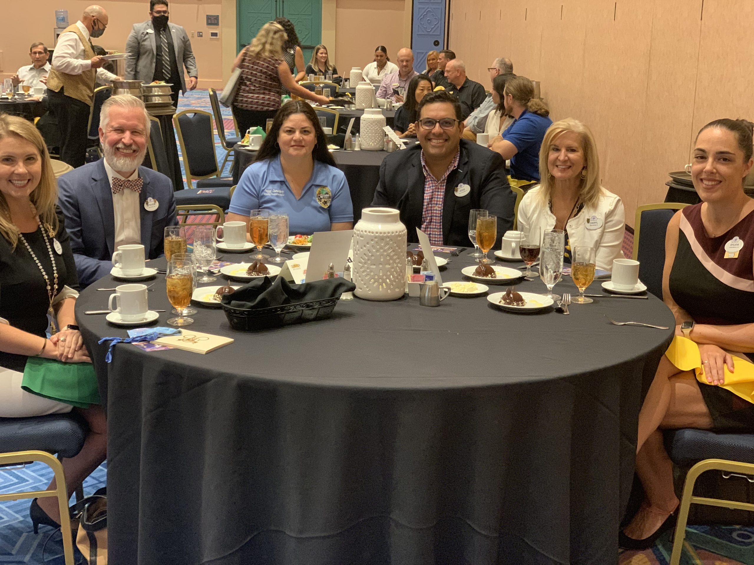 CAC, 4CAC, & ORAC Offer Tourism Industry Updates At Joint Council Luncheon