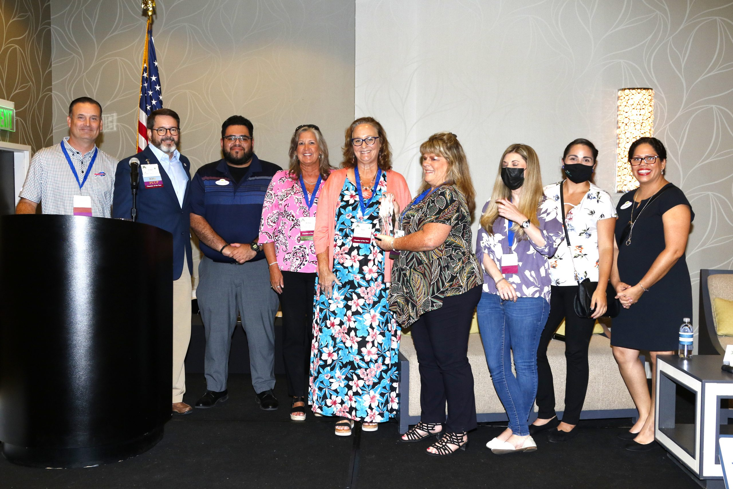 Kissimmee/Osceola County Chamber Wins 2021 Chamber Of The Year